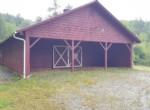 5850 barn outside